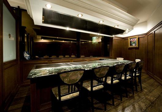 4th Floor 半個室テーブル席×2